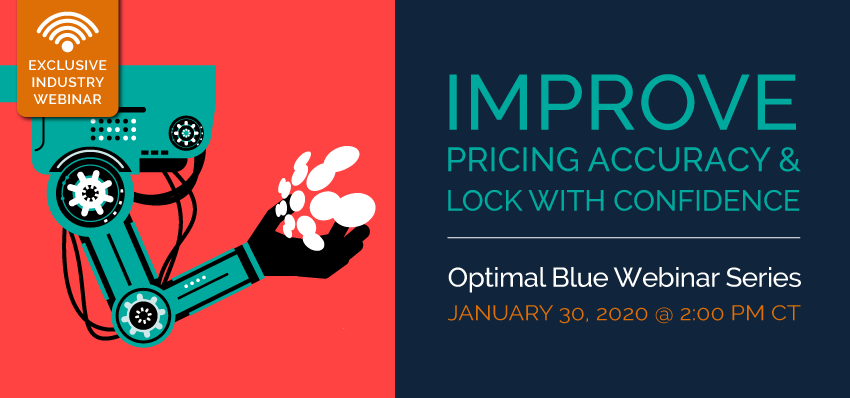 Improve Pricing Accuracy & Lock With Confidence Webinar