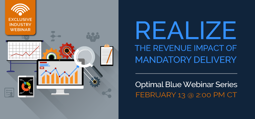 REALIZE THE REVENUE IMPACT OF MANDATORY WEBINAR DELIVERY