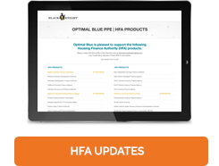 HFA Updates